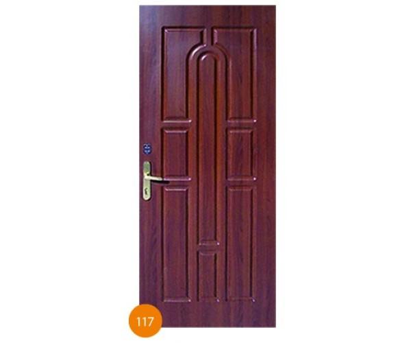 """Двері вхідні група """"Регіон"""" модель 117"""