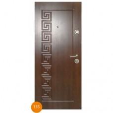 """Двері група """"Регіон"""" модель 135"""