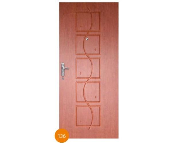 """Двері вхідні група """"Регіон"""" модель 136"""