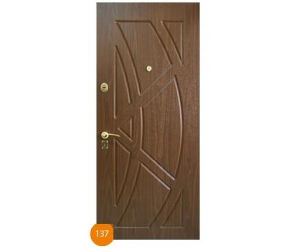 """Двері вхідні група """"Регіон"""" модель 137"""