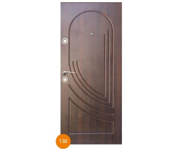 """Двері вхідні група """"Регіон"""" модель 138"""