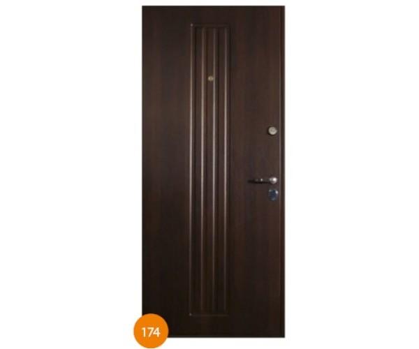 """Двері вхідні група """"Регіон"""" модель 174"""