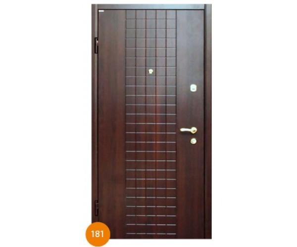 """Двері вхідні група """"Регіон"""" модель 181"""
