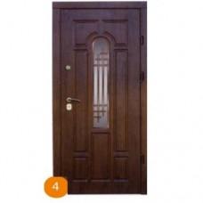 """Двері група """"Регіон"""" модель 004"""