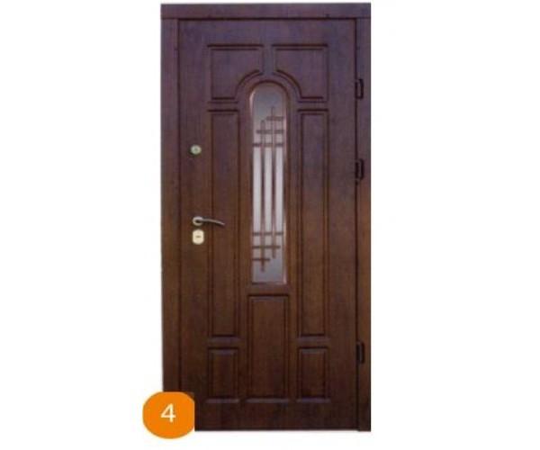 """Двері вхідні група """"Регіон"""" модель 004"""