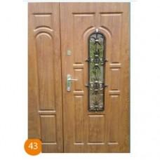 """Двері група """"Регіон"""" модель 043"""