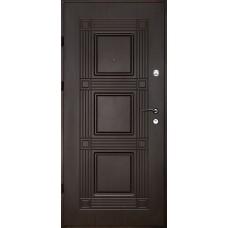 """Вхідні двері """"Віп плюс"""" модель 345"""