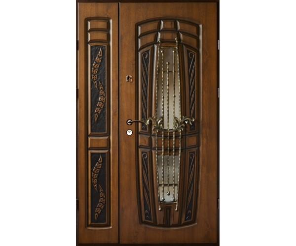 """Вхідні двері """"Віп плюс"""" модель 907"""