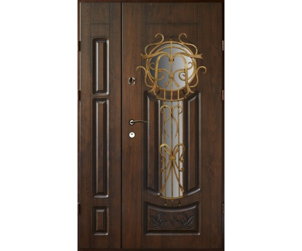 """Вхідні двері """"Віп плюс"""" модель 906"""