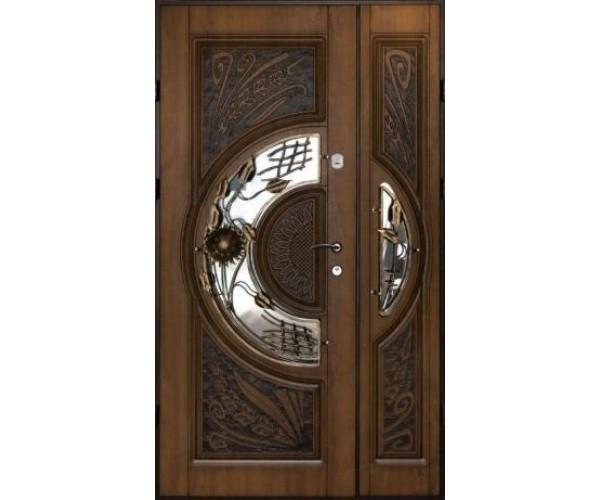 """Вхідні двері """"Віп плюс"""" модель 902"""