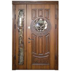 """Вхідні двері """"Віп плюс"""" модель 602"""